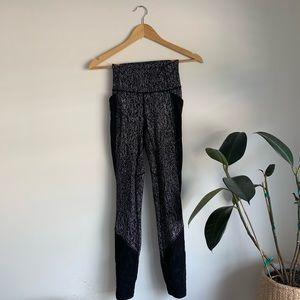 Speckled Lululemon Leggings